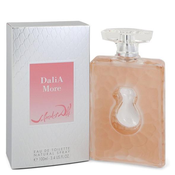 Salvador Dali Dalia More by Salvador Dali Eau De Toilette Spray 3.4 oz for Women