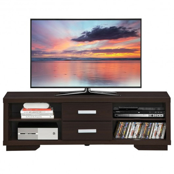 """TV Stand Entertainment Center Hold up to 65"""" TV"""