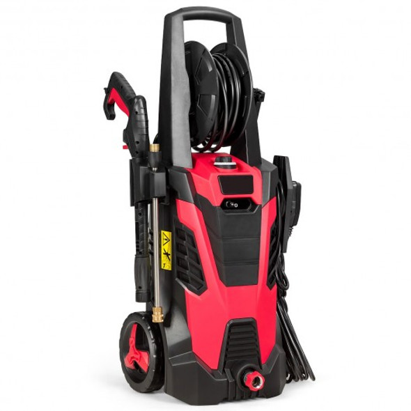 3500 PSI 2.1 GPM High-Pressure Washer with 5 Nozzles