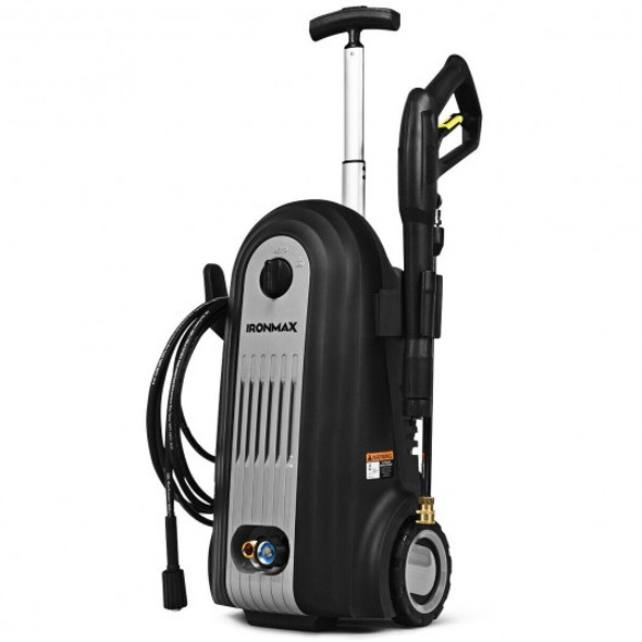2800 PSI Electric High Pressure Washer Cleaner 1.96 GPM 2500W