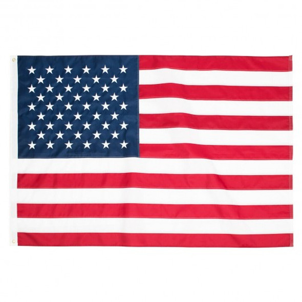 4 x 6FT Oxford Fabric American Flag