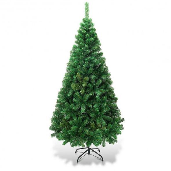 6 Ft Green PVC Artificial Christmas Tree
