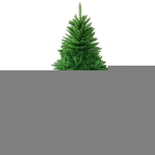 6 ft Encryption Premium PVC Artificial Christmas Tree-6'
