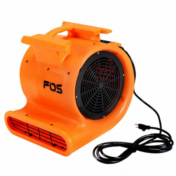 1.0 HP Air Mover Floor Dryer Blower