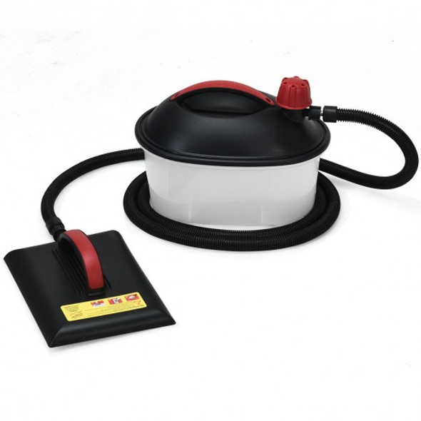 1500 W Chemical-free Wallpaper Removal Steamer with 1 Gallon Reservoir