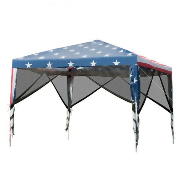 Outdoor 10 x 10 Pop-up Canopy Tent Gazebo Canopy