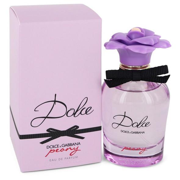 Dolce Peony by Dolce & Gabbana Eau De Parfum Spray for Women