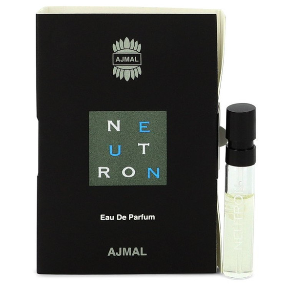 Ajmal Neutron by Ajmal Vial (sample) .05 oz for Men
