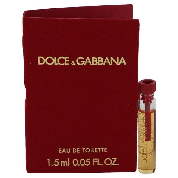 DOLCE & GABBANA by Dolce & Gabbana Vial (sample)