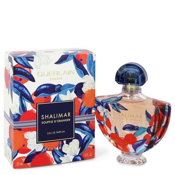 Shalimar Souffle D'Oranger by Guerlain Eau De Parfum Spray 1.6 oz for Women