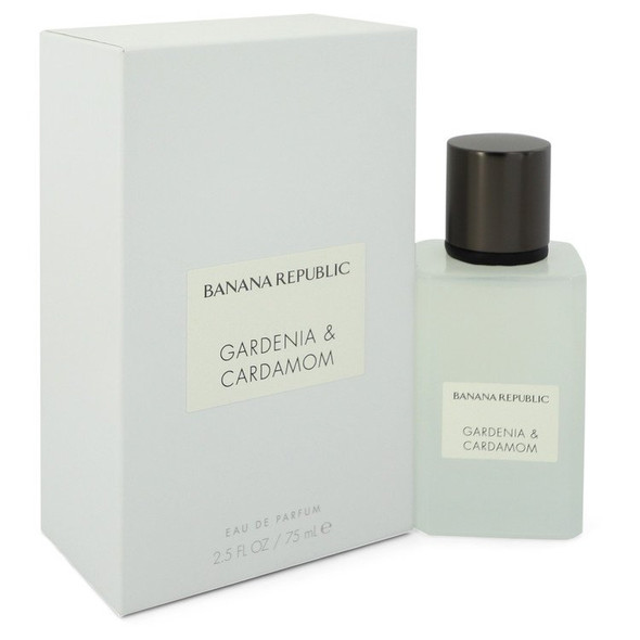 Banana Republic Gardenia & Cardamom by Banana Republic Eau De Parfum Spray (Unisex) 2.5 oz for Women
