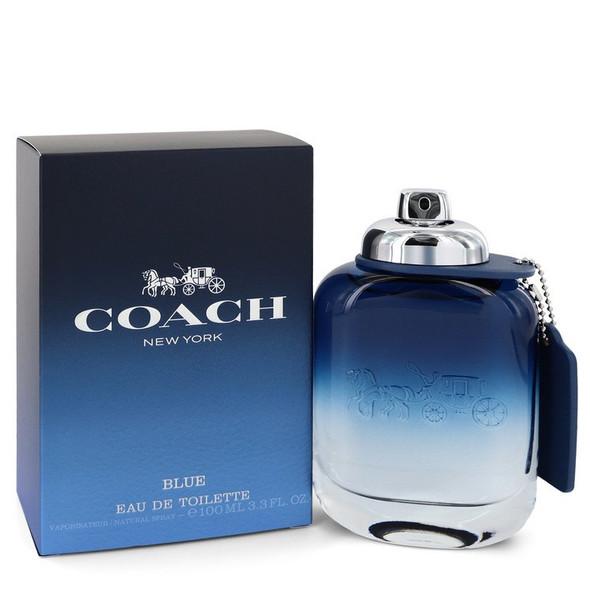 Coach Blue by Coach Eau De Toilette Spray for Men
