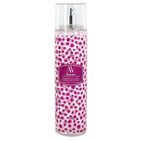 AV Glamour by Adrienne Vittadini Fragrance Mist Spray 8 oz for Women