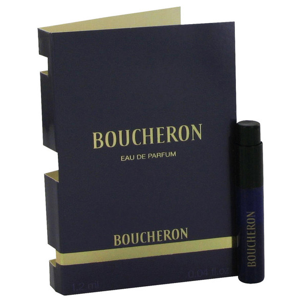 BOUCHERON by Boucheron Vial (sample) .06 oz for Women