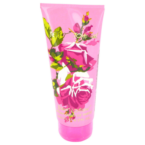 Betsey Johnson by Betsey Johnson Body Lotion 6.7 oz for Women