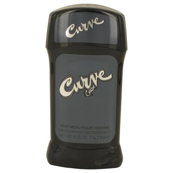 Curve Crush by Liz Claiborne Deodorant Stick 2.5 oz for Men