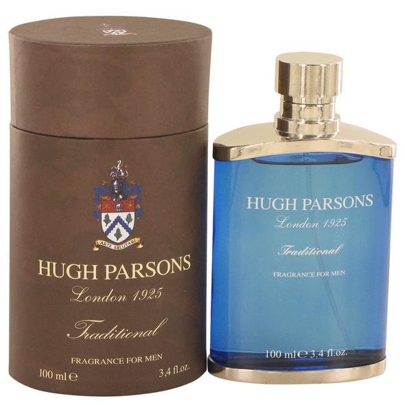 Hugh Parsons by Hugh Parsons Eau De Toilette Spray 3.4 oz for Men