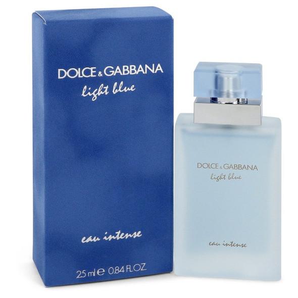 Light Blue Eau Intense by Dolce & Gabbana Eau De Parfum Spray for Women - FR550974