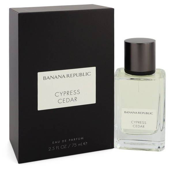 Banana Republic Cypress Cedar by Banana Republic Eau De Parfum Spray (Unisex) 2.5 oz for Women