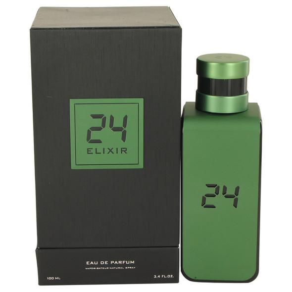 24 Elixir Neroli by ScentStory Eau De Parfum Spray (Unisex) 3.4 oz for Men