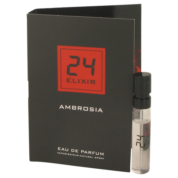 24 Elixir Ambrosia by ScentStory Vial (sample) .05 oz for Men