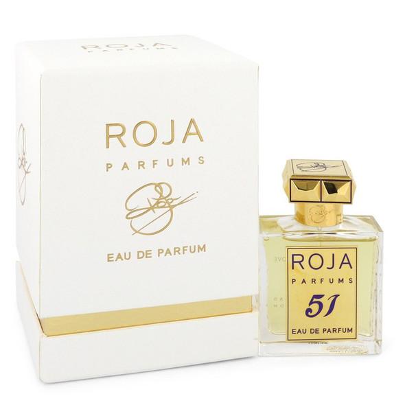 Roja 51 Pour Femme by Roja Parfums Extrait De Parfum Spray 1.7 oz for Women