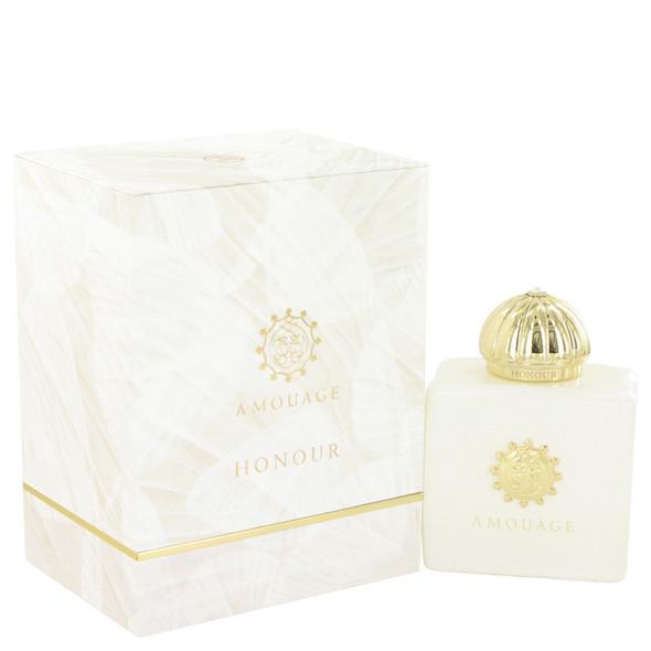 Amouage Honour by Amouage Eau De Parfum Spray 3.4 oz for Women