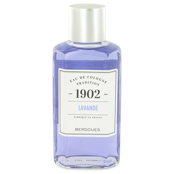 1902 Lavender by Berdoues Eau De Cologne 8.3 oz for Men