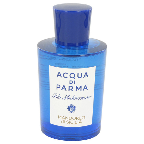 Blu Mediterraneo Mandorlo Di Sicilia by Acqua Di Parma Eau De Toilette Spray (Tester) 5 oz for Women