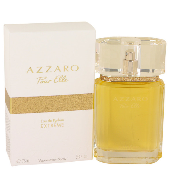 Azzaro Pour Elle Extreme by Azzaro Eau De Parfum Spray 2.5 oz for Women