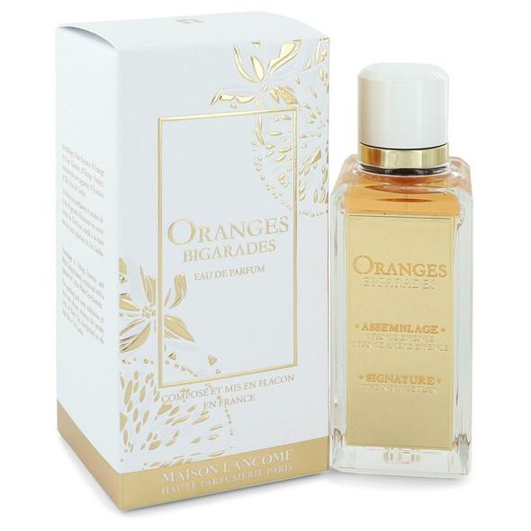 Oranges Bigarades by Lancome Eau De Parfum Spray (Unisex) 3.4 oz for Women