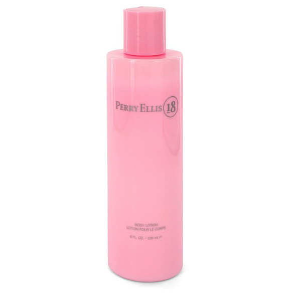 Perry Ellis 18 by Perry Ellis Body Lotion 8 oz for Women