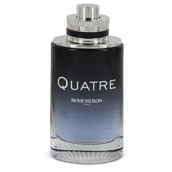 Quatre Absolu De Nuit by Boucheron Eau De Parfum Spray for Men