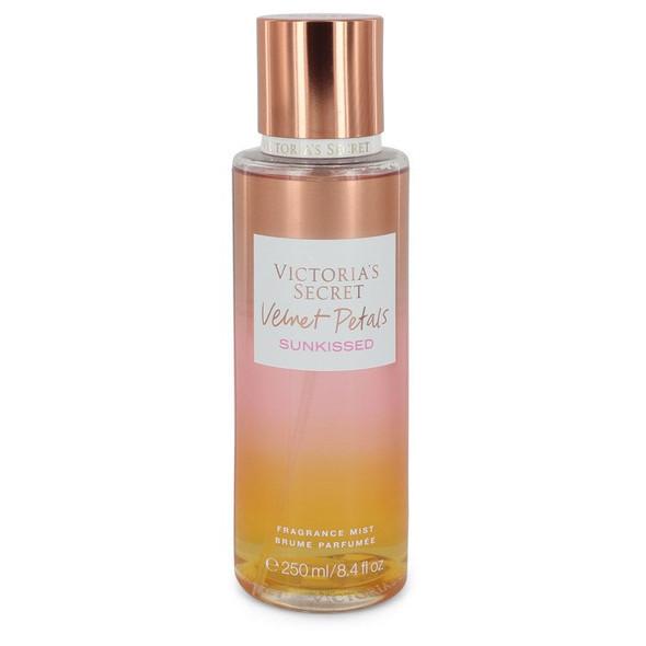 Victoria's Secret Velvet Petals Sunkissed by Victoria's Secret Fragrance Mist Spray 8.4 oz for Women
