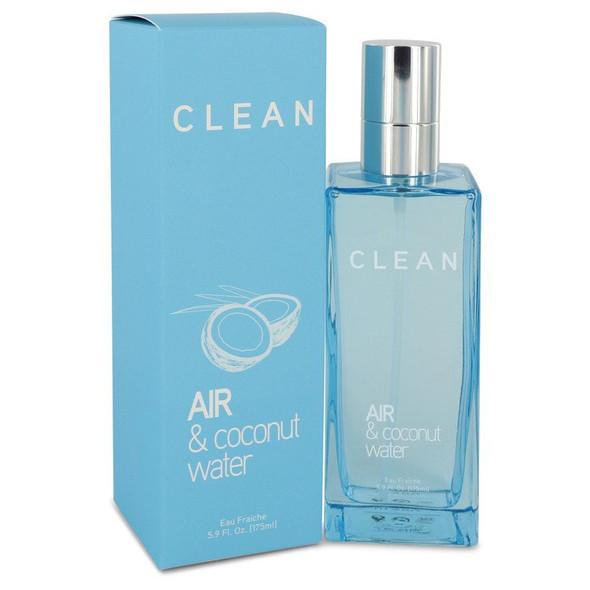Clean Air & Coconut Water by Clean Eau Fraiche Spray 5.9 oz for Women