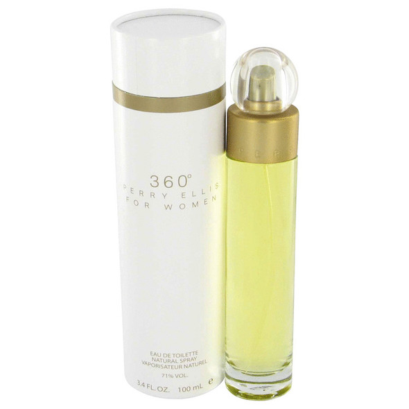 perry ellis 360 by Perry Ellis Body Lotion 8 oz for Women