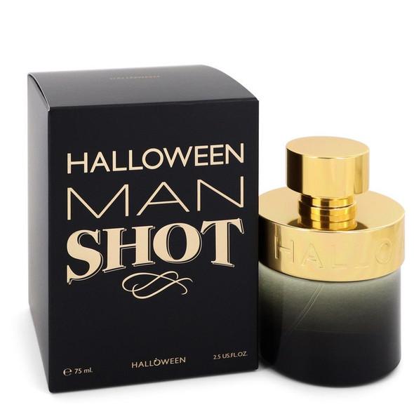 Halloween Man Shot by Jesus Del Pozo Eau De Toilette Spray for Men
