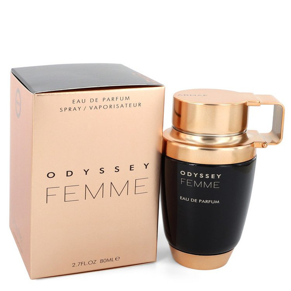 Odyssey Femme by Armaf Eau De Parfum Spray 2.7 oz for Women