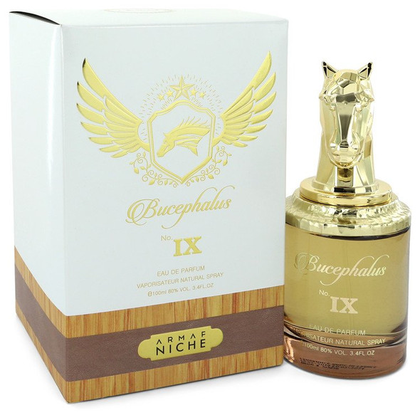 Bucephalus IX by Armaf Eau De Parfum Spray 3.4 oz for Men