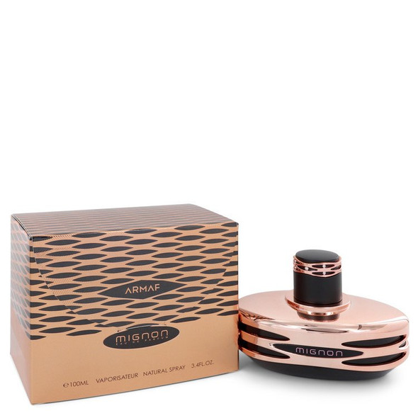 Armaf Mignon Black by Armaf Eau De Parfum Spray 3.4 oz for Women
