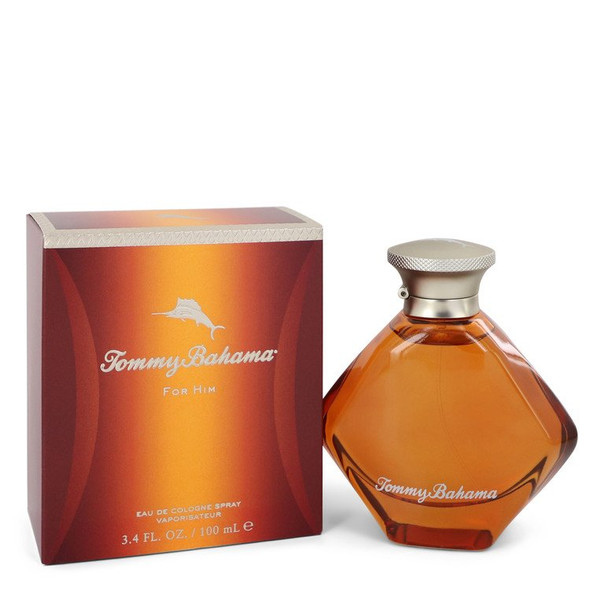 Tommy Bahama by Tommy Bahama Eau De Cologne Spray 3.4 oz for Men