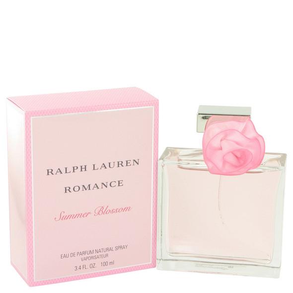 Romance Summer Blossom by Ralph Lauren Eau De Parfum Spray 3.4 oz for Women