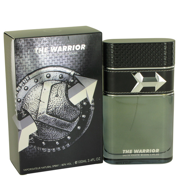 Armaf The Warrior by Armaf Eau De Toilette Spray 3.4 oz for Men