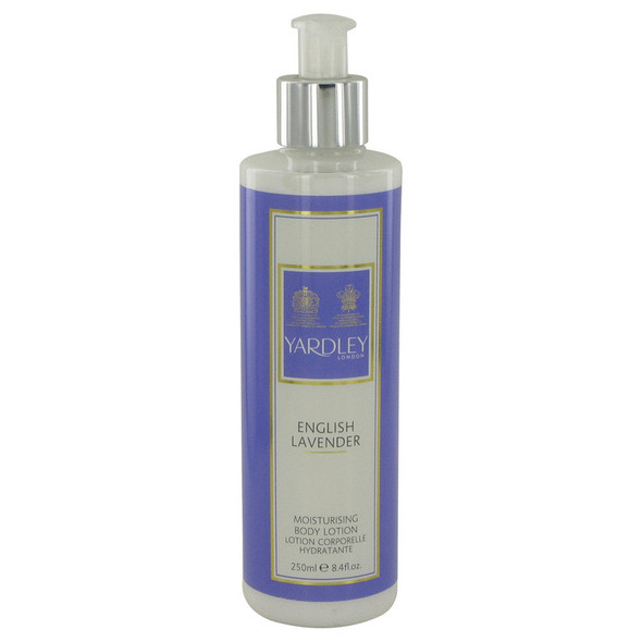 English Lavender by Yardley London Body Lotion for Women