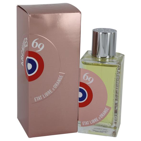 Archives 69 by Etat Libre D'Orange Eau De Parfum Spray (Unisex Tester) 3.38 oz for Women
