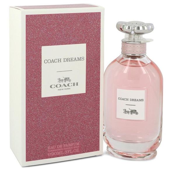 Coach Dreams by Coach Gift Set -- 3 oz Eau De Parfum Spray + 3.3 oz Body Lotion for Women