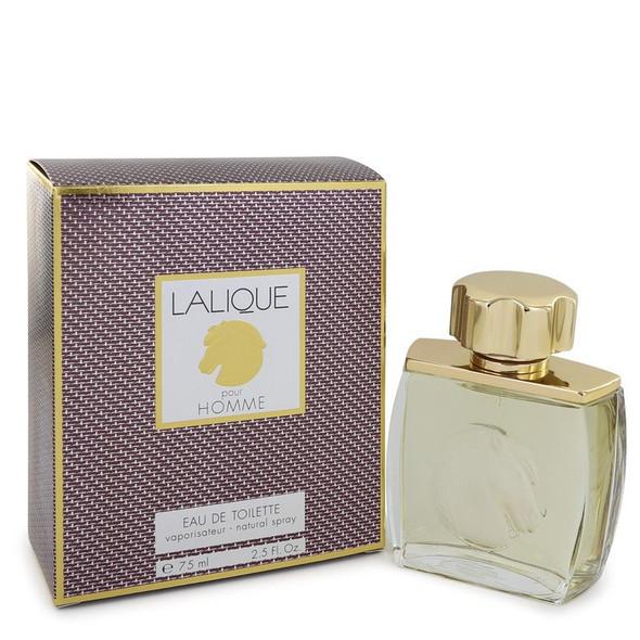 Lalique Equus by Lalique Eau De Toilette Spray 2.5 oz for Men