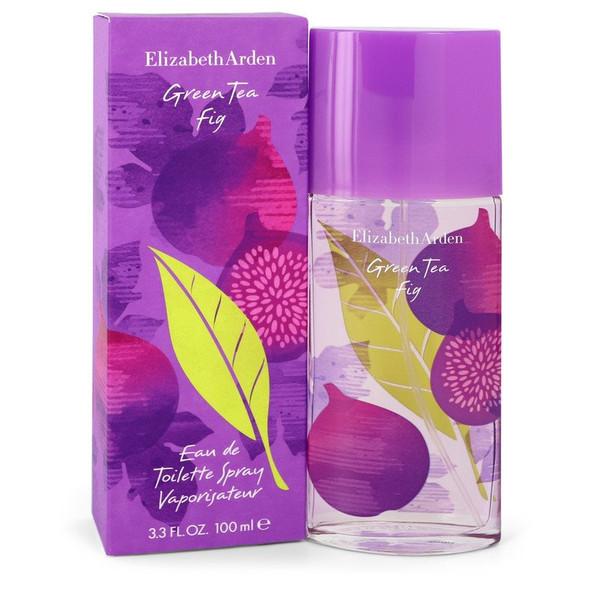 Green Tea Fig by Elizabeth Arden Eau De Toilette Spray 3.3 oz for Women