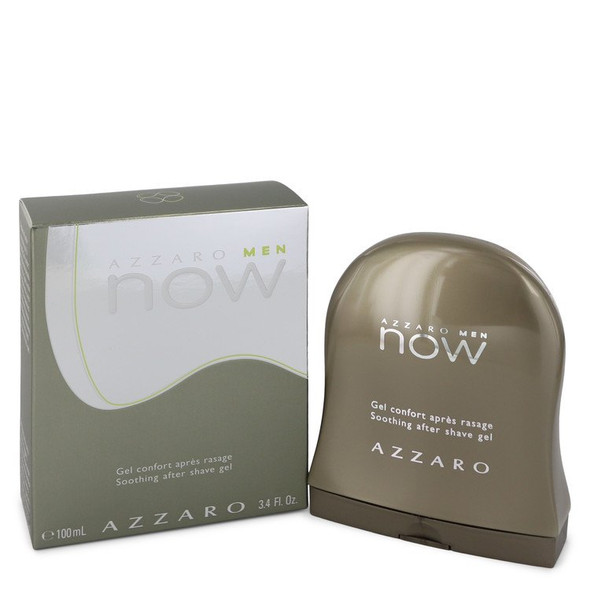 Azzaro Now by Azzaro After Shave Gel 3.4 oz for Men