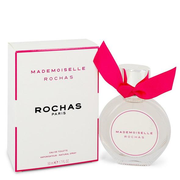 Mademoiselle Rochas by Rochas Eau De Toilette Spray for Women